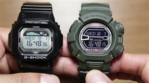 Casio G Shock G 9000ms 1adr casio g shock glx 5600 1 vs casio mudman g 9000 3 to