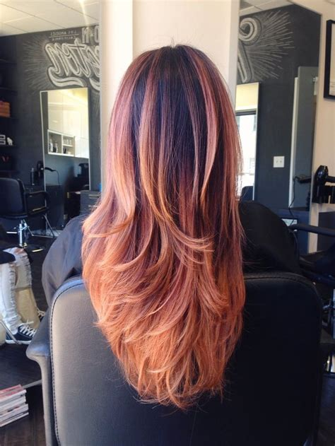 Strawberry Balayage On Brown Hair Www Pixshark Images Galleries With A Bite 25 Best Ideas About Strawberry Brown Hair On Auburn Hair Light Auburn Hair