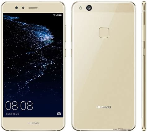 Huawei P10 Lite pictures, official photos