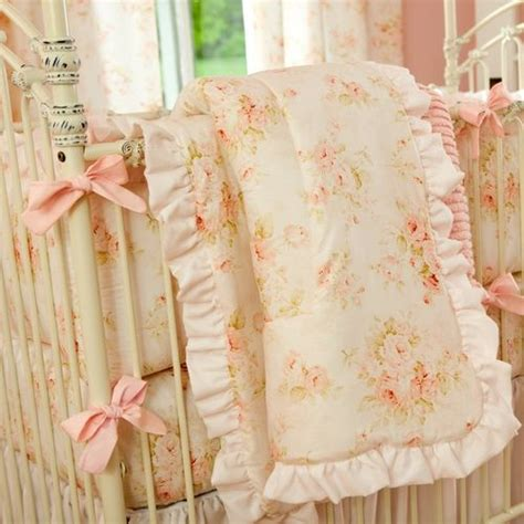 shabby chic baby bedding baby girl ideas pinterest
