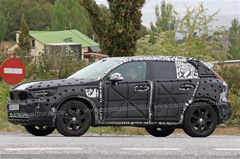 volvo suv interior volvo xc40 suv spied peek at new crossover s