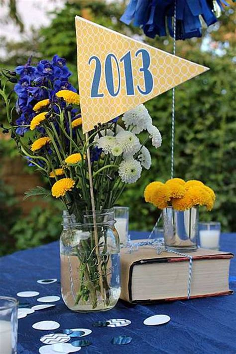 Backyard Flag Football 65 Creative Graduation Party Ideas Your Grad Will Love