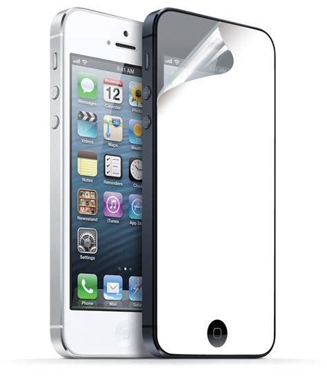 Fashion For Iphone 6g 6s Promo wholesale mirror screen protector for iphone 5 5c 5s