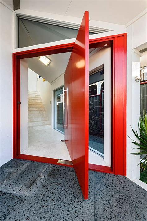 Pivot Interior by Swivel Pivot Front Door 11 Non Standard And Creative