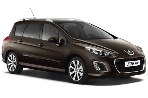 peugeot estate peugeot 308 sw mpv estate 2008 2014 review carbuyer