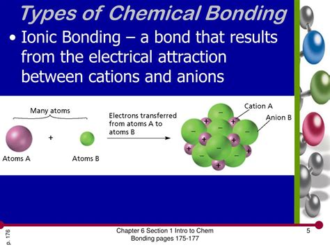 chapter 6 chemical bonding section 1 ppt modern chemistry chapter 6 chemical bonding