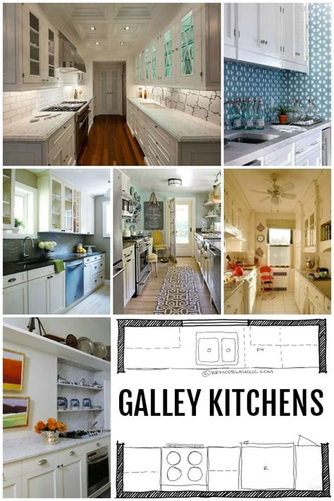 small galley kitchen design layouts kitchen design galley kitchen layouts via remodelaholic small kitchens