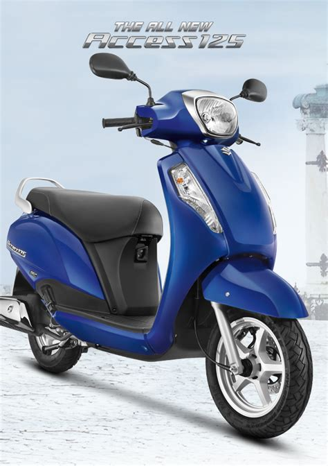 Suzuki Scuter New Scooters In India 125cc Scooters Access 125 Swish