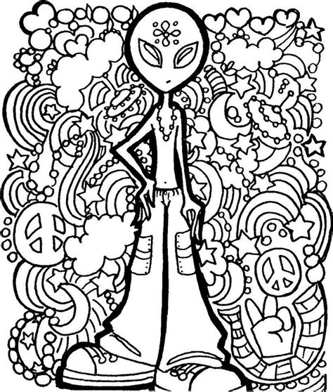 Trippy Coloring Pages Mushrooms by Slide Alt Trippy Coloring Pages Psychedelic