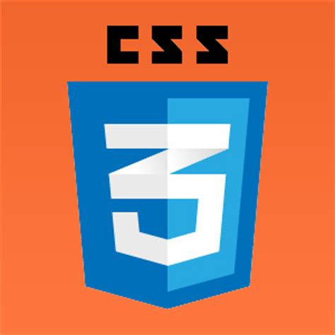 design logo with css image logo in css