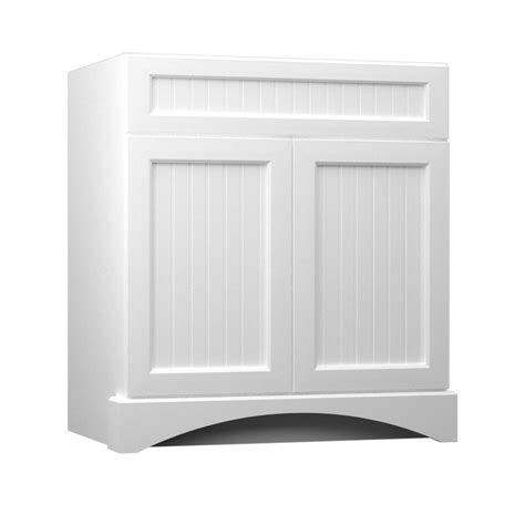 Kraftmaid Bathroom Cabinets Shop Kraftmaid White Bathroom Vanity Common 36 In X 21 In Actual 36 In X 21 In At Lowes