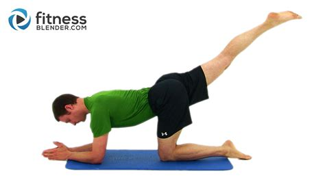rund bett pilates and thigh workout for a fitness