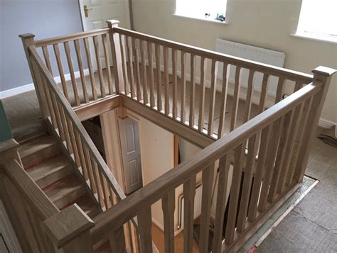 ringhiere per scale interne in legno scale in legno su misura roma