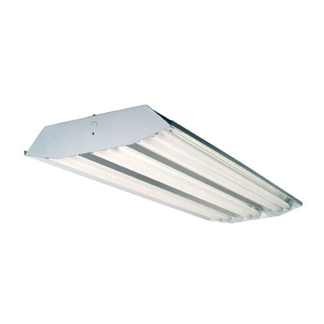 What Is A High Bay Light Fixture 6 Light High Bay Fluorescent Light Fixture Wayfair Supply