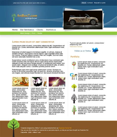 layout web ideas business website layout ideas www pixshark com images