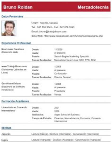 Modelo Curricular Mexicano Curriculum Vitae Co De La Actuaci 243 N