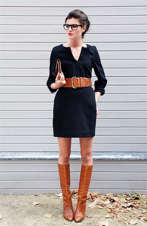 stylish but edgy stylish and edgy work outfits for winter 2013 2014 4