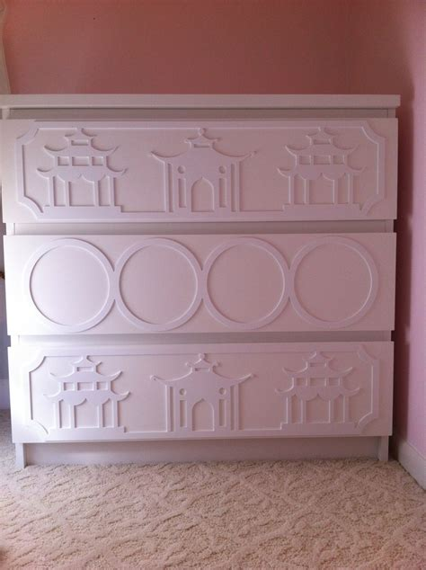 malm dresser painted ikea malm dresser hack 12 makeovers for the ikea dresser