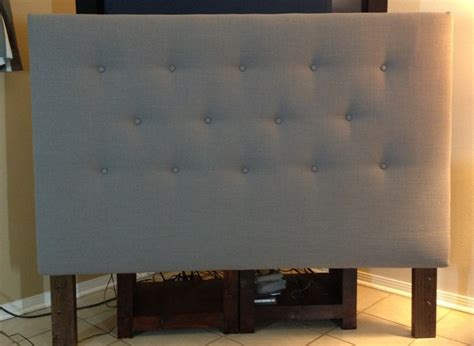 diy king size upholstered headboard diy king size headboard bukit