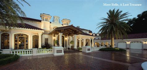 Spanish Style Homes Interior by Castle Luxury House Plans Manors Chateaux And Palaces In