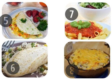 college recipes 25 cheap easy meals for college students