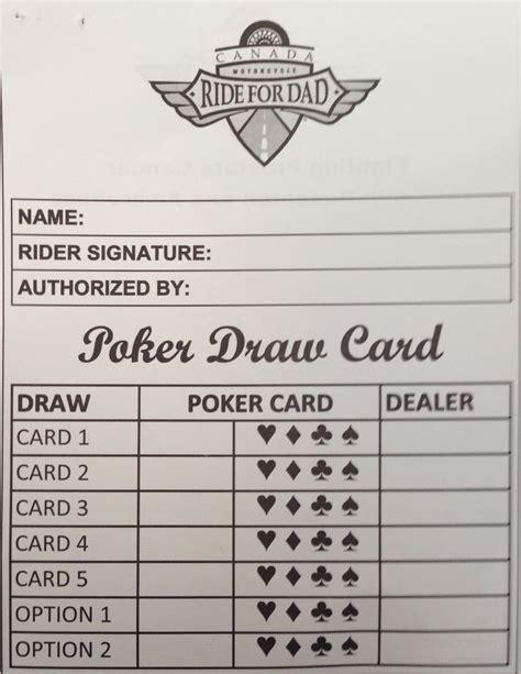 28 poker run template motorcycle poker run flyer