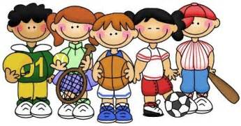 sports kids clip art illustration pinterest clip art sports and schools