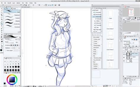 Online 3d Design Program manga studio ex5 review nerd reactor