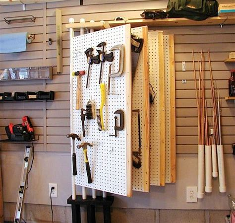 Garage Workshop Organization by 34 Practical And Comfortable Garage Organization Ideas