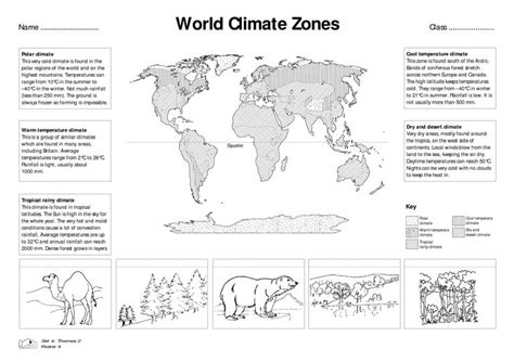 12 best images of weather and climate worksheets 5th grade