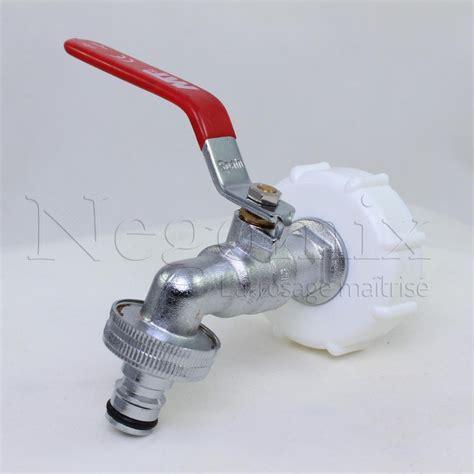 robinet arrosage laiton cuve 224 eau 1000 litres