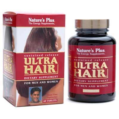 Natures Plus Ultra Hair Isi 60tablet jual vitamin jual vitamin dari berbagai merk terkenal