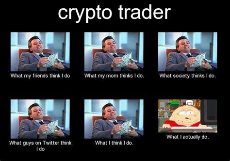 Crypto Memes - busy