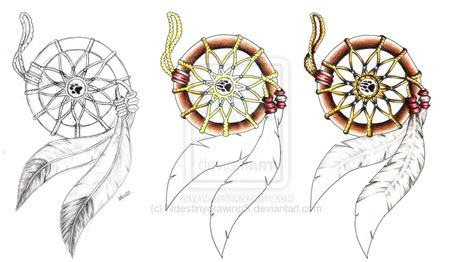 design of dream catcher dreamcatcher tattoo design wip by ndestinys2 on deviantart