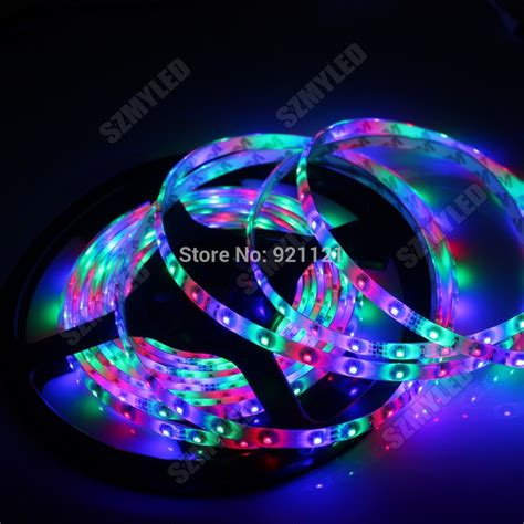 cheap led strip lights miyole wholesale led strip smd 3528 60 led m dc12v ip65