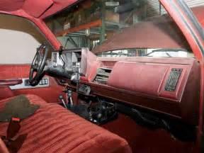 1991 Chevy Silverado Interior Parts by 1991 Chevy Truck Interior Upgrades 4wheel Road
