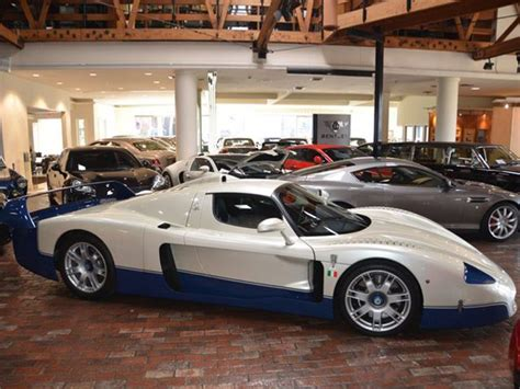 maserati california maserati mc12 in california for sale on ebay autoevolution
