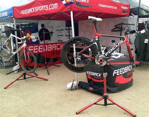 packable bike feedback sports new packable sprint fork mount bike