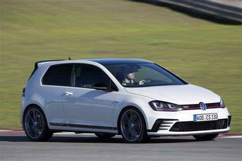 golf volkswagen gti 2016 volkswagen golf gti clubsport review gtspirit