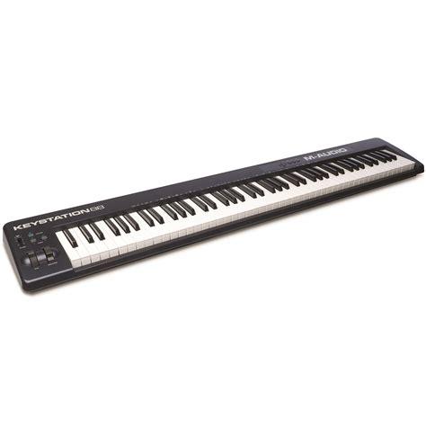Keyboard M Audio m audio keystation 88 mkii 171 master keyboard