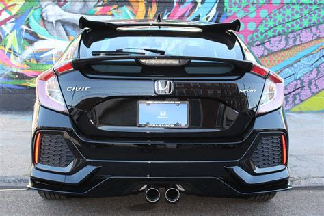 custom honda hatchback brand custom 2017 honda civic hatchback at paragon