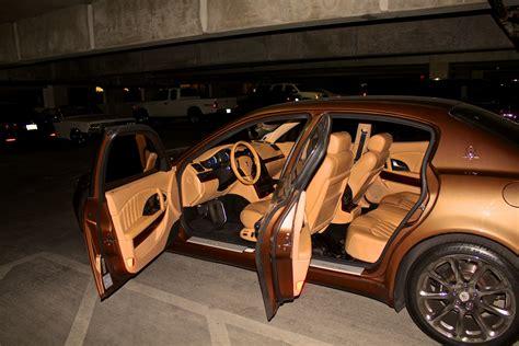 2005 maserati quattroporte interior 2005 maserati quattroporte pictures cargurus