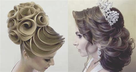 Quinceanera Hairstyle by Insanely Elaborated Quinceanera Hairstyles By George Kot