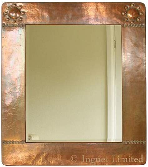 copper wall mirror uk liberty co copper wall mirror ingnet