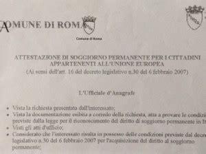 attestazione di soggiorno brexit what now for citizens in italy oliver