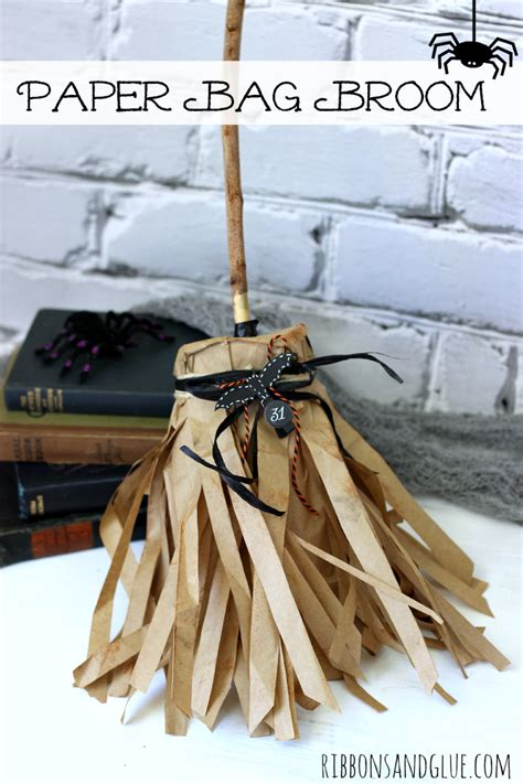 How To Make Paper Like Plastic - how to make a paper bag broom