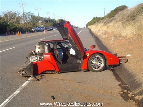 best car crash top 10 worst supercars crashes news top speed