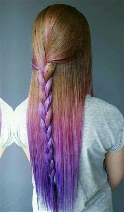 hair with colored tips best 20 colored hair tips ideas on