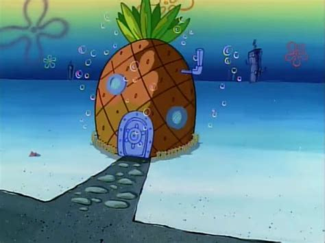 spongebob s house gallery home sweet pineapple