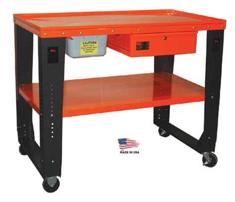 tear down bench new handy industries deluxe steel tear down work bench